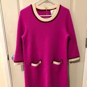Kate Spade knee length sweater dress